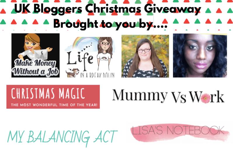 UK Blogger Xmas Giveaway 7