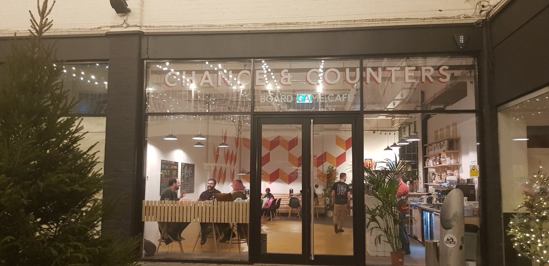 What I Ate Wednesday   Chance & Counters – Board Game Café in Digbeth, Birmingham