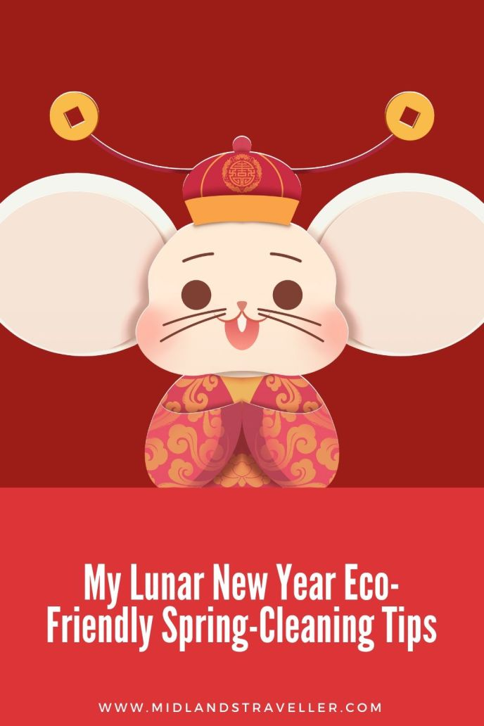 My Lunar New Year Eco-Friendly Spring-Cleaning Tips