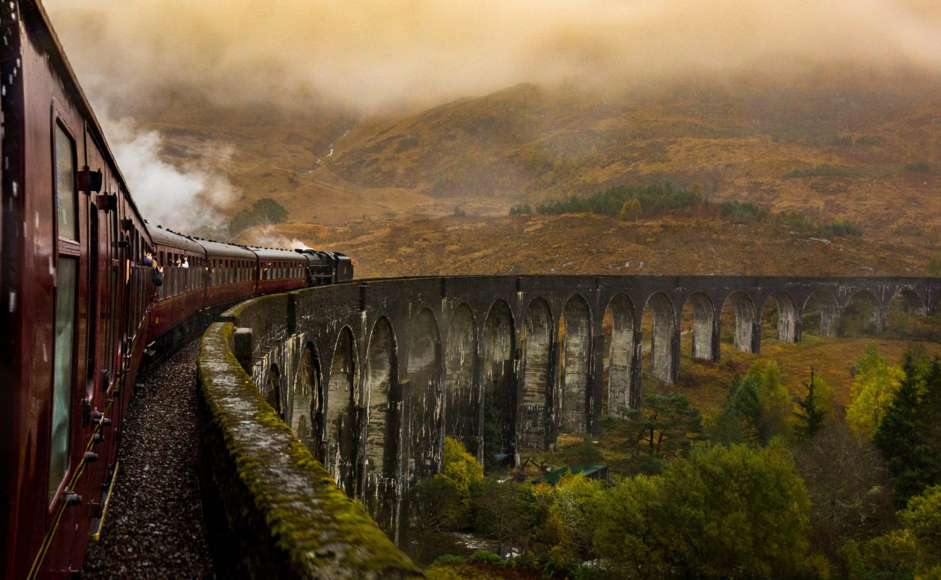 5 Train Journeys in Europe for the Eco-Tourist