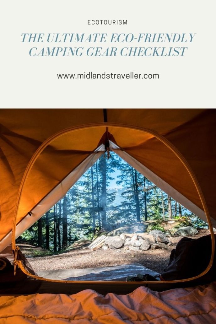 The Ultimate Eco-Friendly Camping Gear Checklist