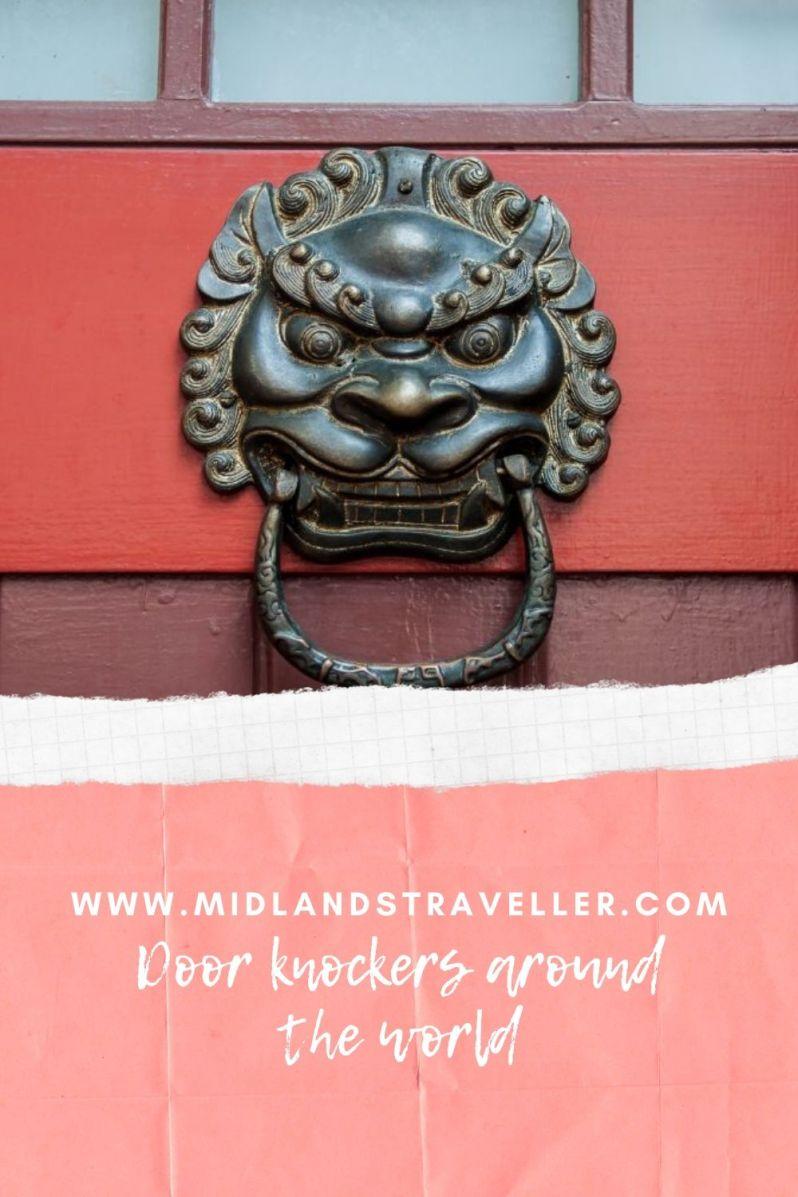 Door knockers around the world