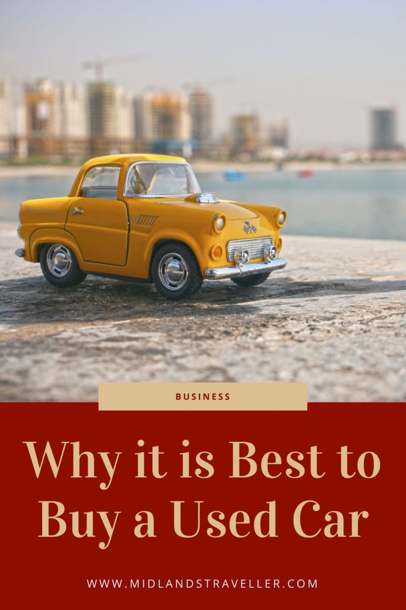 Why it is Best to Buy a Used Car