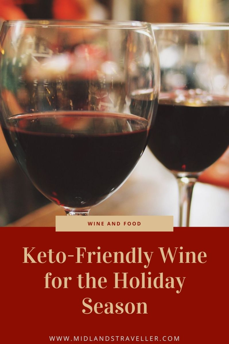 Keto-Friendly Wine for the Holiday Season