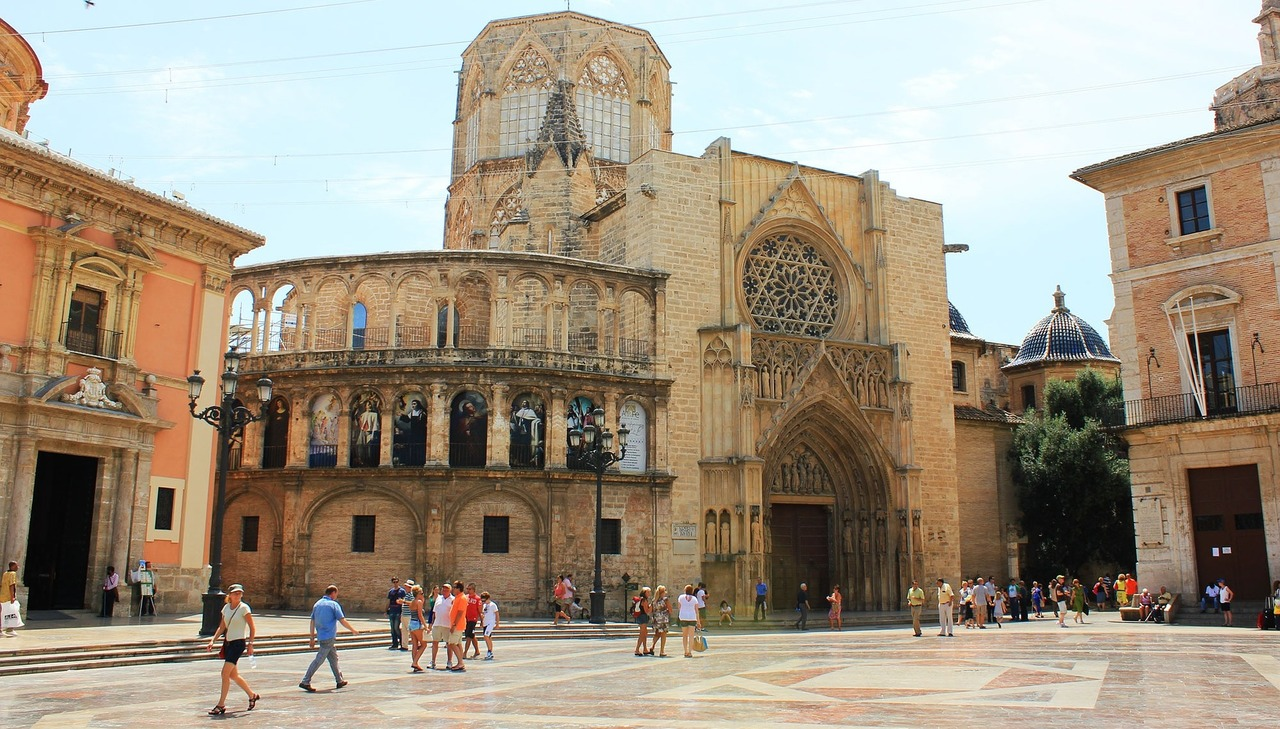 These are the places that you should to go in Valencia Spain