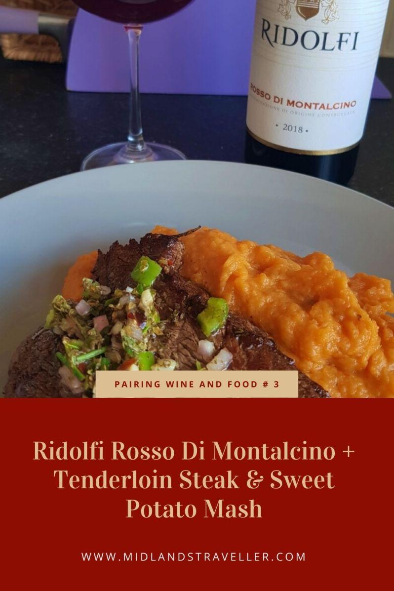 pairing wine & food # 3
