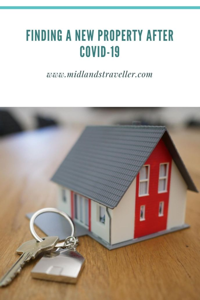 Finding a New Property After COVID-19