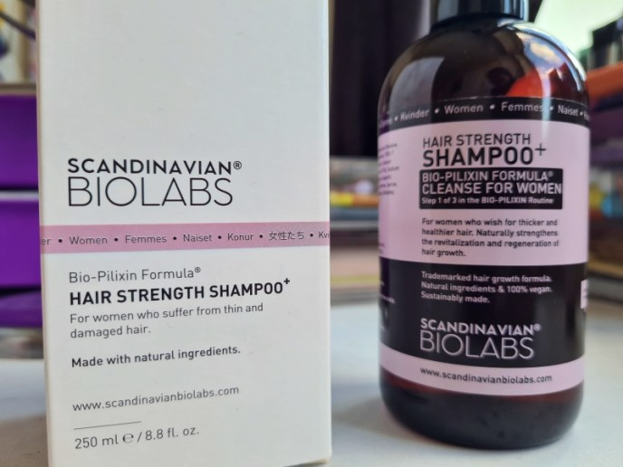 shampo cover