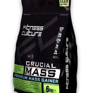 fitness culture - crucial mass - 6kg