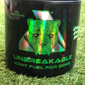 ALPHA UNBREAKABLE JOINT FUEL FOR DOGS