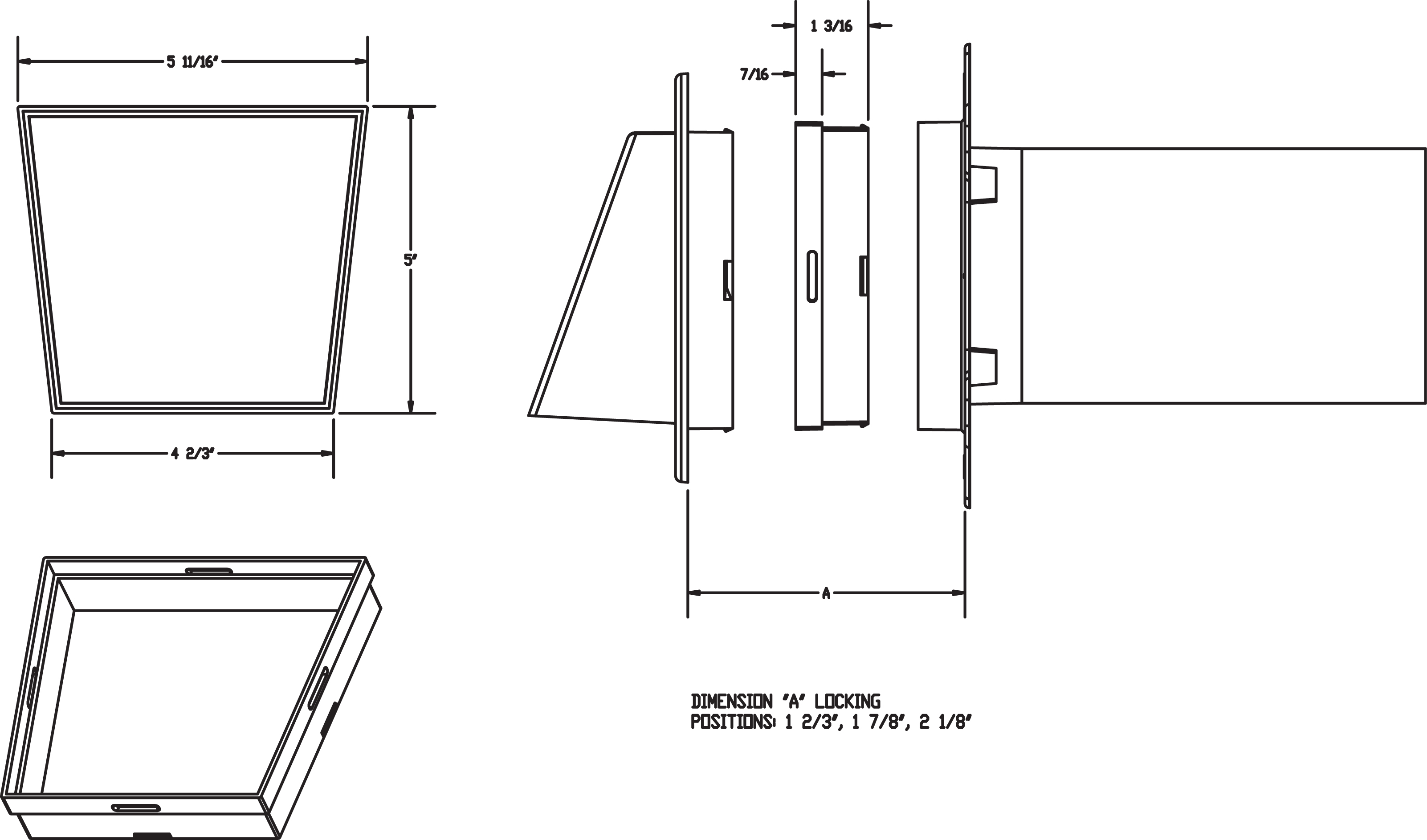 Midamerica Utility Vents For Insulated Siding