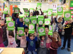 Senior infants M. Katherine world religion day (2)