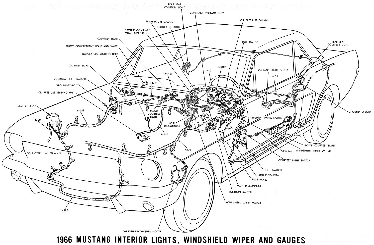 2007 mustang trunk diagrams. wiring diagrams. forbiddendoctor, Wiring diagram