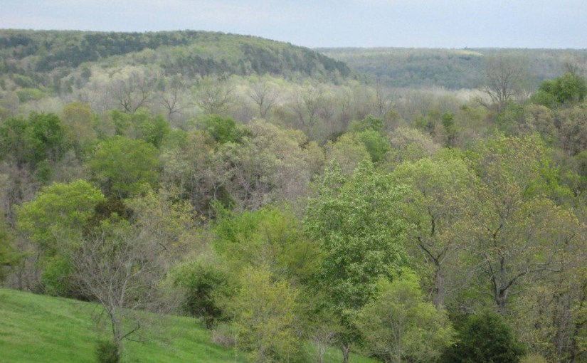 Albert Brumley's Memory Valley