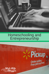 Homeschooling and Entrepreneurship
