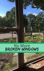 No More Broken Windows
