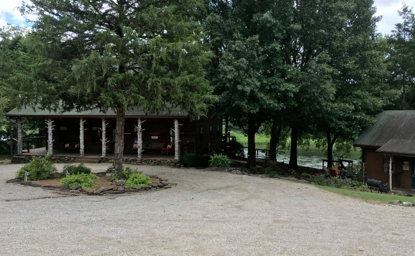 Cedarwood Lodge, Flippin, Arkansas