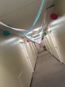 Empty Nest - Dorm Hallway
