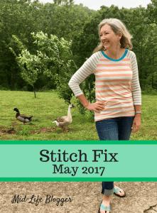 Stitch Fix May 2017