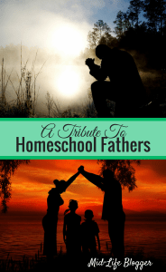 A Tribute to Homeschool Fathers
