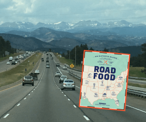 Roadfood ~ The Roadtripper's Companion
