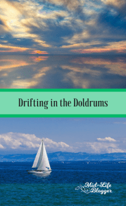 Drifting in the Doldrums