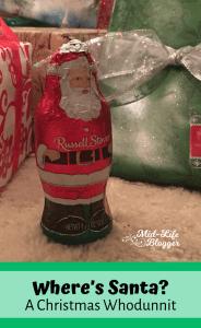 Where's Santa? ~ A Christmas Whodunnit