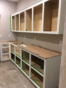 Watching Paint Dry - Laundry Room in Progress