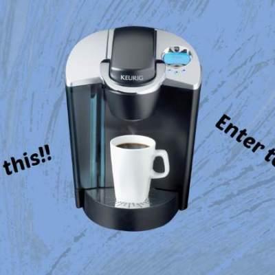 Keurig, Keurig brewing system, Kcup, giveaway, win a Keurig, friendship, coffee, tea