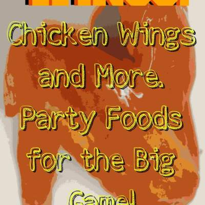 Spicy Chicken Wings Recipe and More