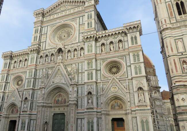 florence, benefits of church attendance, travel to italy, vacation in italy