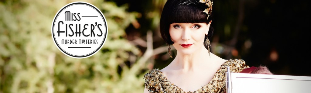 Watch Miss Fisher Murder Mysteries on Netflix if you like Downton Abbey.