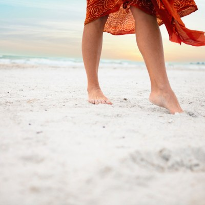 Tips on Beaches, Tanning, and Sunscreen at Midlife