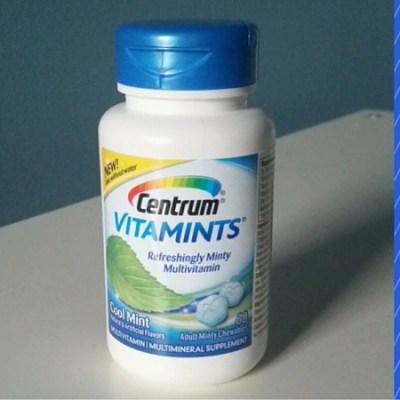 New Centrum® VitaMints®