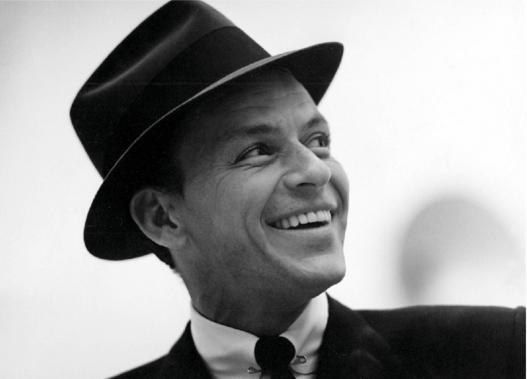 Dapper Frank Sinatra