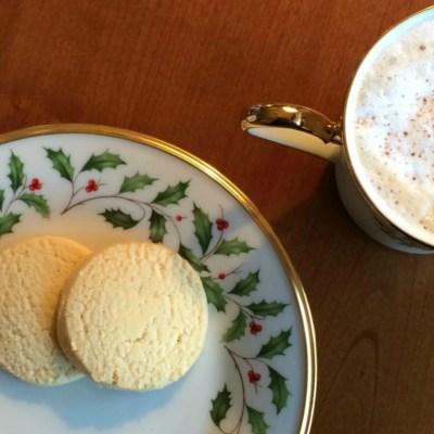 Skinny Eggnog Latte Recipe