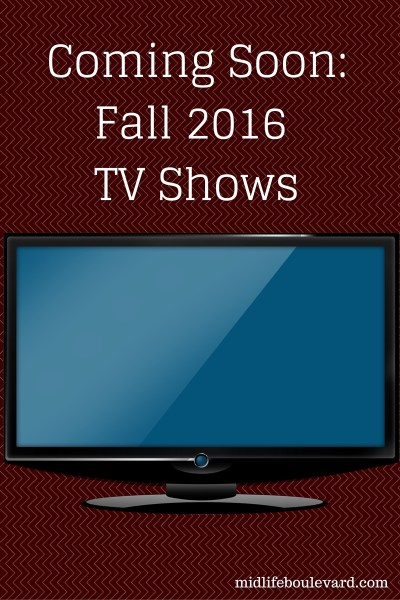 fall 2016 TV show recommendations