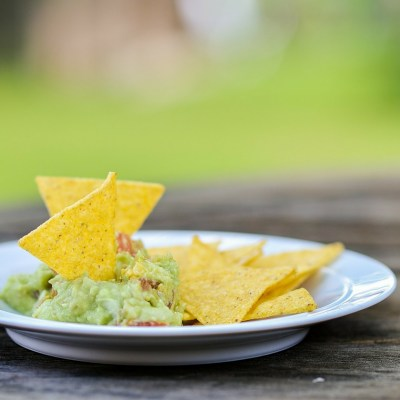 The Easiest Guacamole Recipe Ever