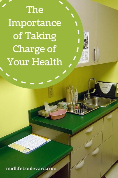 take charge of your health, use your voice