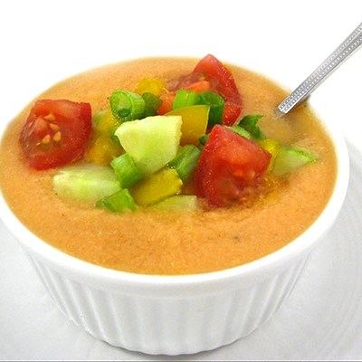 Summer Cooking: Gazpacho Recipe