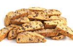 Cinnamon Chocolate Chip Biscotti
