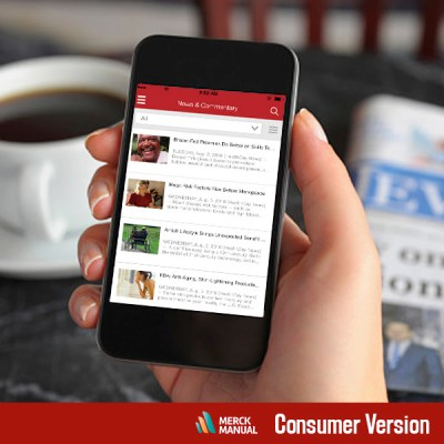 Get the New Merck Manual App