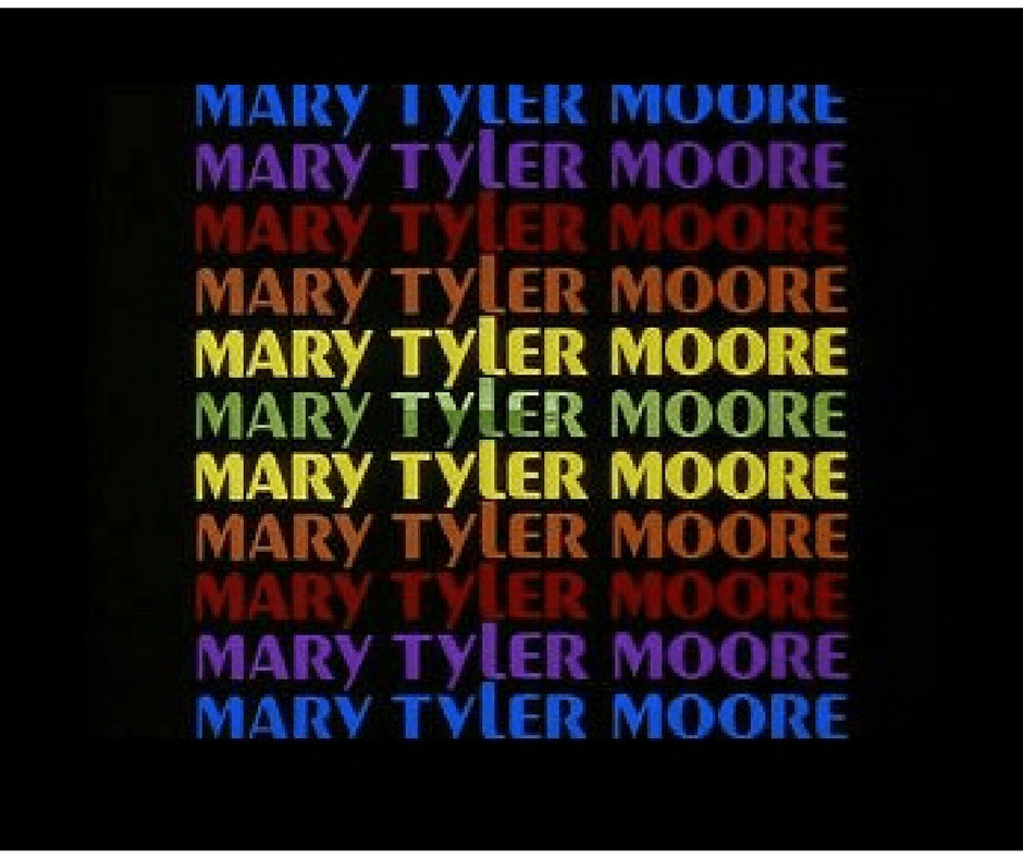 Mary Tyler Moore show titles