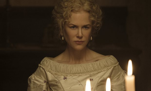 Nicole KIdman stars in The Beguiled. 2017 summer movies