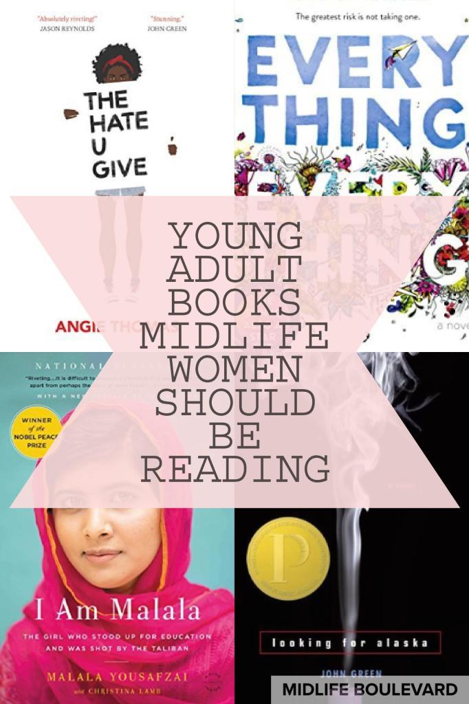 YA novels for adults