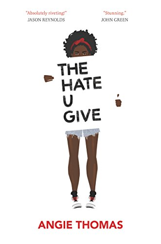 The Hate U Give by Angie Thomas, YA Books for adults