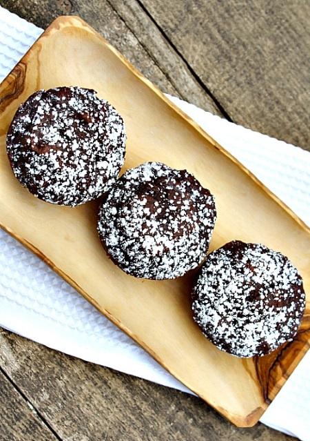 weight watchers desserts chocolate cupcakes
