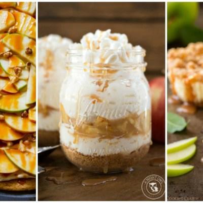 10 Delicious & Easy Apple Desserts