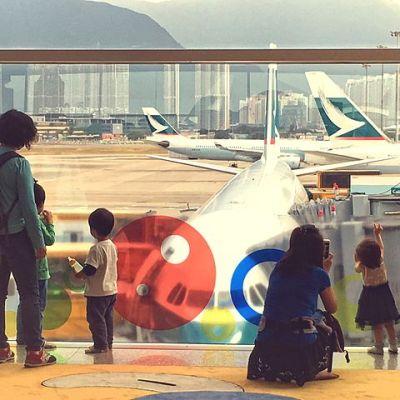 Children on Airplanes?