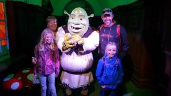 With Shrek